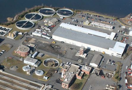 Norwalk Water Pollution Control Facility Upgrade