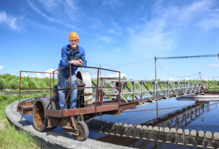 Wastewater Treatment System Upgrade
