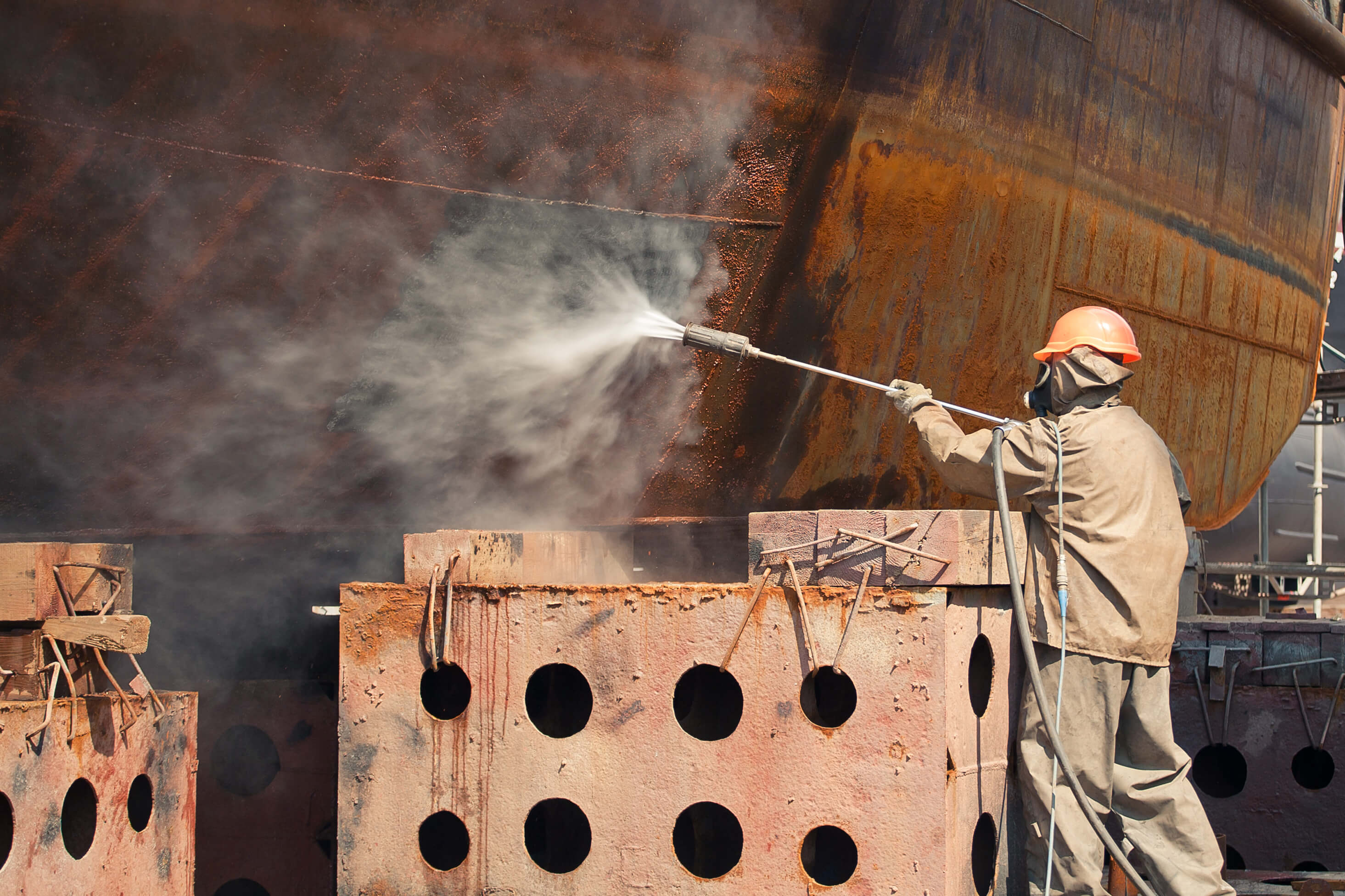 Annual Decontamination And Integrity Inspection Services